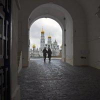 Через Спасские ворота :: mv12345 элиан