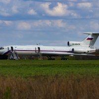 Ту-154Б-2 :: Roman Galkov