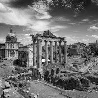 Форум, центр древнего Рима :: alteragen Абанин Г.