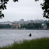 Утренняя рыбалка. Воткинск. Удмуртия :: MILAV V