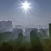 Москва. Летняя жара 2010 года. :: Игорь Олегович Кравченко