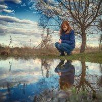 У воды :: Вера Сафонова