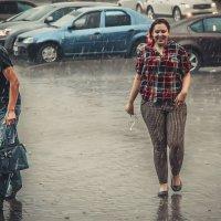 у каждого свой дождь... :: Наталья Новикова