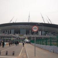 Стадион Зенит Арена :: Svetlana Lyaxovich