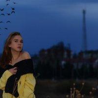 Вечерний портрет :: Анатолий Клепешнёв