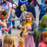 Фестиваль красок :: Cтанислав Анатольевич Курбатов