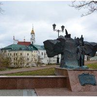 памятник А.С.Пушкину :: Paparazzi