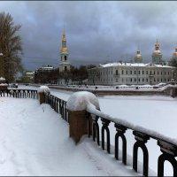 Зимний Петербург :: Александр