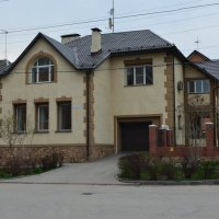 Новодел на Новослободской (панорама) :: Александр Буянов