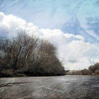 У весенней реки.. :: Андрей Заломленков