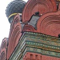 Богоявленский храм (фрагмент) :: Галина Каюмова