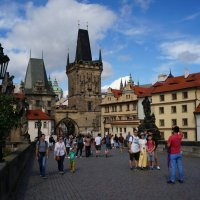 Прогулки по Праге :: Алёна Савина