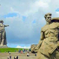Память о подвиге их бессмертна! :: Александр Машков (alex2009vm)