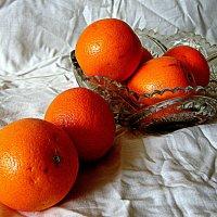 Апельсины :: Marina Bernackaya Бернацкая