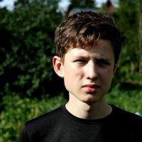 Портрет :: Алексей Екимовских