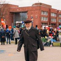 Сегодня 1 мая 2018 (мини фоторепортаж) Митинг, посвященный Дню весны и труда :: Александр Ребров
