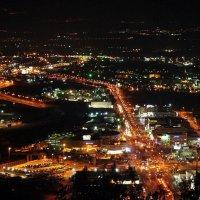 Город зажигает огни :: Vanda Kremer