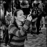 Влюблённый фотограф. :: arkadii
