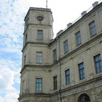 Часовая башня. Гатчинский музей-заповедник. :: Ирина ***