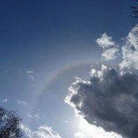 Круг на небе :: Ирина Via