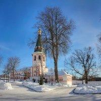Валдайский Иверский Богородицкий Святоозерский мужской монастырь :: Константин
