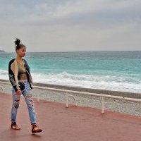 Наедине с морем :: Nina Karyuk
