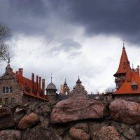Цесвайнский дворец. :: adrow