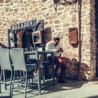Wi-Fi,гаджет,бар и бармен...Марокко! :: Александр Вивчарик