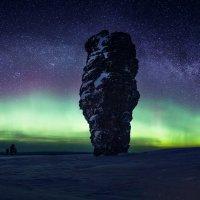 Северная ночь :: Владимир Кочкин