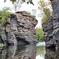 Каменные берега. :: vodonos241