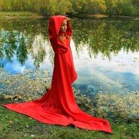 Анна лесная краса! :: Александра Бояркина