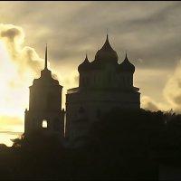 Древний город :: galina bronnikova