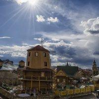 Татарская деревня в Казани :: Marina Timoveewa