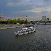 Москва река :: Михаил Рогожин