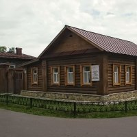 Дом-музей М.Цветаевой. Елабуга. Татарстан :: MILAV V