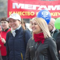 Под флагом МЕГАМАРТА :: Михаил Полыгалов
