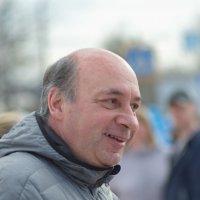 Олег. 1 мая 2018 года. :: Михаил Полыгалов