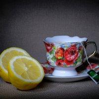 Чай с лимоном (классика) :: Алексей Мезенцев