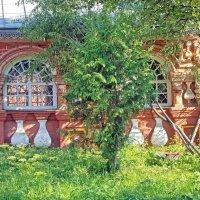 Церковные окна :: Галина Каюмова