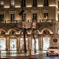 Instalation Largo Carlo Goldoni Roma :: Konstantin Rohn