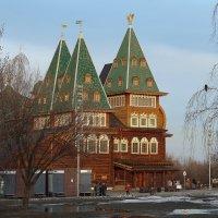 Дворец царя Алексея Михайловича :: Андрей