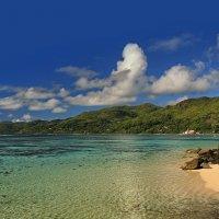 Краски тропического острова Маэ :: Евгений Печенин