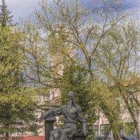 Памятник Симеону Полоцкому :: bajguz igor