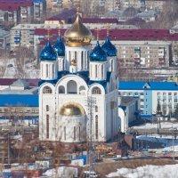 Храм :: Наталья Литвинчук