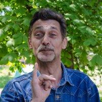 Жанровый портрет :: Константин Хлапов
