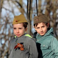 Бал Победы 2017 :: Ирина Фирсова