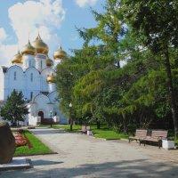 Успенский собор в Ярославле :: Надежда