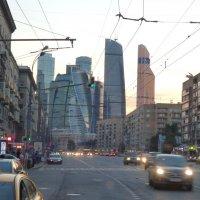 Урбанизация продолжается. :: Alexey YakovLev