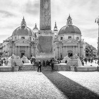 Piazza del Popolo Разделение :: Konstantin Rohn