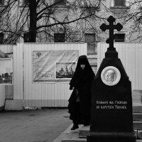 Монахиня :: dindin